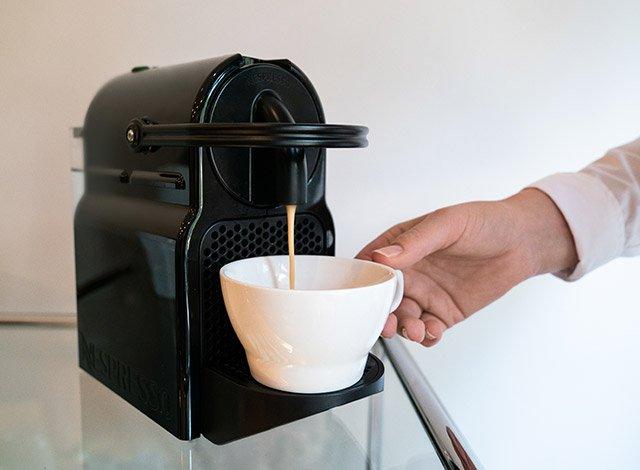 Kernspinzentrum Hamburg-Sued - Privatpraxis- Kaffee